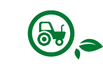 A tractor icon
